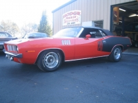 <h5>71 Cuda Convertible</h5><p>Enter your Description 																																																																																																																							</p>