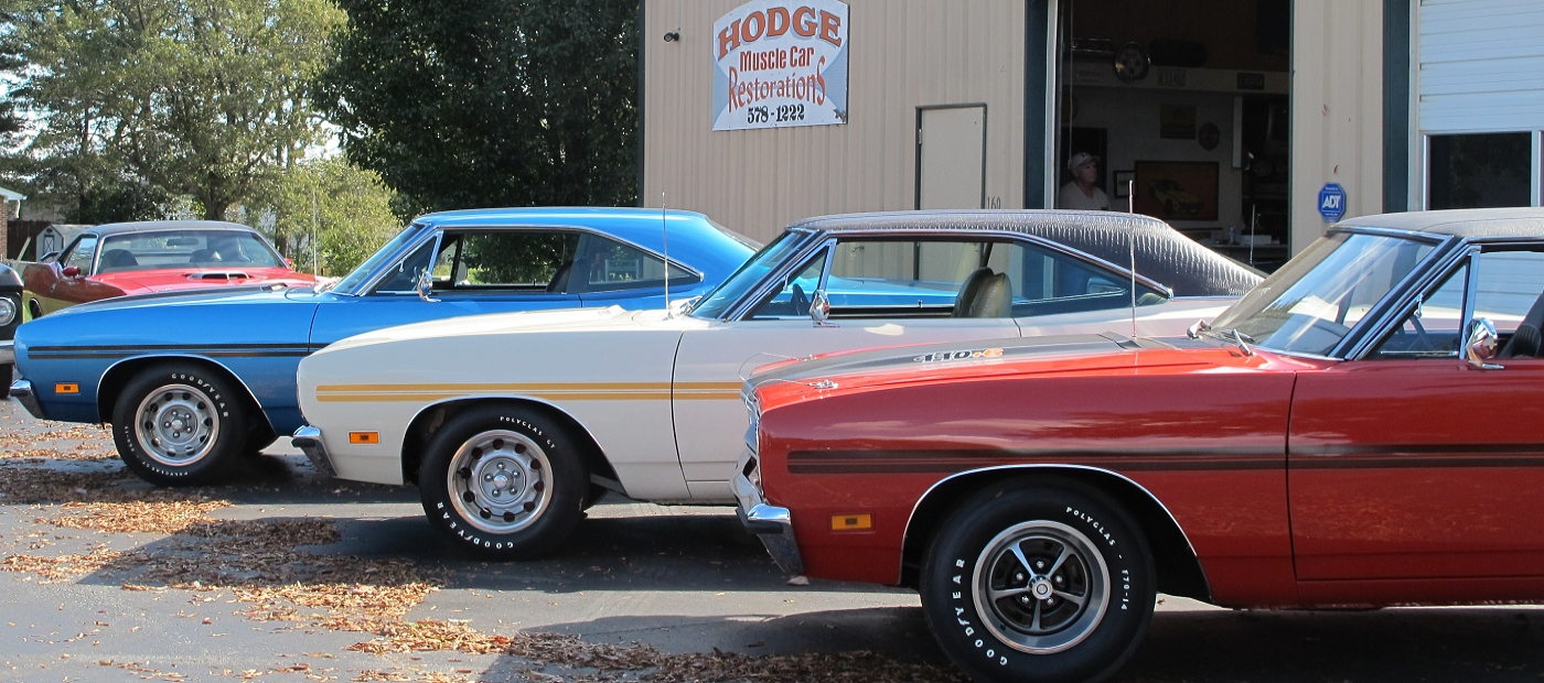 Hodge Restorations – MOPAR Restorations